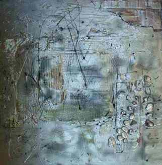 Wiola Anyz; Assemblage 2, 2009, Original Assemblage, 80 x 80 inches.