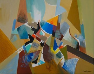 Alexander Sadoyan; Dream, 2010, Original Painting Oil, 24 x 20 inches. Artwork description: 241     Abstract painting    ...