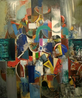 Alexander Sadoyan; Passion, 2011, Original Painting Oil, 34 x 40 inches. Artwork description: 241       Abstract painting      ...