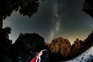 Alp Basol; In Line With The Milkyway, 2019, Original Photography Color, 70 x 50 cm. Artwork description: 241 print on high- quality photography paper...