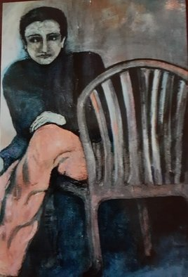 Anna-Marie Lopez; Self1, 1999, Original Painting Acrylic, 2 x 72 inches. Artwork description: 241 This one went to a collector in Mexico. ...