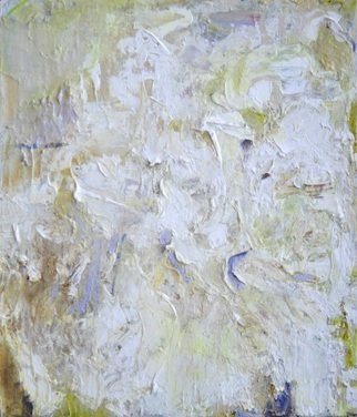 Anne Schwartz; 332 White Explosion, 2018, Original Painting Acrylic, 24 x 28 inches. Artwork description: 241 WhiteTexturedBeigeAbstractContemporary Abstract expressionismFine art...
