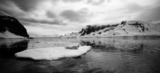 Arsen Revazov; Antarctica 7, 2015, Original Photography Infrared, 105 x 50 cm. Artwork description: 241 Camera Linhoff 612Lens Schneider 58 130 mmFilter Heliopan IR 720Film Rollei 400IR 6x12cmLightjet Inkjet PrintingFraming on requestSigned and CertifiedEdition 10 + 1 AP...