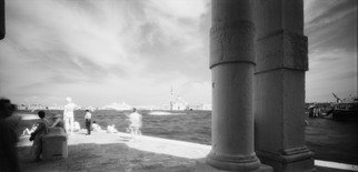 Arsen Revazov; Fresh Air In Venice, 2015, Original Photography Infrared, 200 x 93 cm. Artwork description: 241 Camera Linhof Technorama 612 pc IILens super- angulon 58 5. 6 XLFilter Heliopan IR 715Film Efke IR820 Aura93 x 200 cmLightjet Inkjet PrintingFraming on requestSigned and CertifiedEdition 3 + 1 AP...