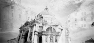 Arsen Revazov; Venetian Dizziness, 2012, Original Photography Infrared, 200 x 93 cm. Artwork description: 241 Camera Linhof Technorama 612 pc IILens super- angulon 58 5. 6 XLFilter Heliopan IR 715Film Efke IR820 Aura93 x 200 cmLightjet Inkjet PrintingFraming on requestSigned and CertifiedEdition 3 + 1 AP...