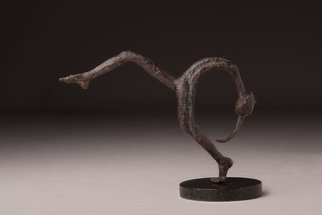 Avril Ward; Joy Unspeakable, 2013, Original Sculpture Bronze, 8 x 18 inches. Artwork description: 241    Limited edition bronze    ...