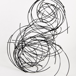 Andrea Waxman Mulcahy, , , Original Sculpture Steel, size_width{Occluded_Front-1305923891.jpg} X 43 inches