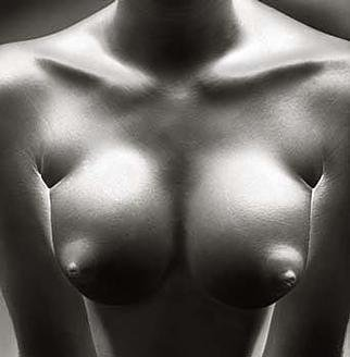 Art Baciar; Torso, 1998, Original Photography Cibachrome, 110 x 110 cm.
