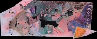 Chad A. Carino; Door Abstract, 2009, Original Painting Other, 7 x 3 feet. Artwork description: 241  I threw Laocoon. ...