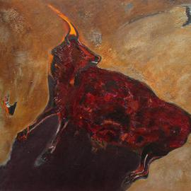 Becky Soria, , , Original Painting Other, size_width{Salto_Jump-1401479399.jpg} X 48 inches