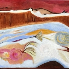 Becky Soria, , , Original Painting Acrylic, size_width{the_healing-1511120905.jpg} X 20 inches