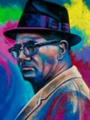 Bill Lopa; Vince Lombardi, 2017, Original Printmaking Giclee, 30 x 40 inches. Artwork description: 241 The Legend Vince Lombardi ...