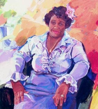 Doyle Chappell; Velma Baker, 2013, Original Painting Acrylic, 30 x 40 inches. Artwork description: 241       Work by commission only, not for sale.      ...