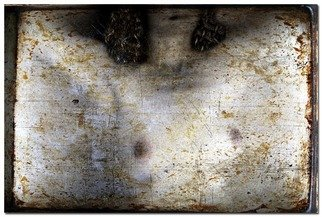 Christian Harkness; Tarnished Mirror 4, 2007, Original Photography Other, 6 x 4 inches. Artwork description: 241   Images representing a jaundice look at ones body through the veil of a tarnished mirror.  Small Pigment Ink Print on' Museo Silver Rag.'...