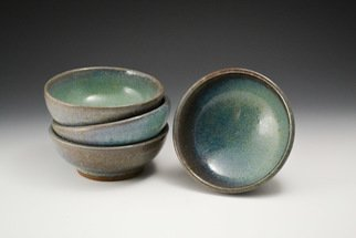 Ciara Athy; Small Bowls, 2017, Original Ceramics Wheel, 5 x 2 inches.