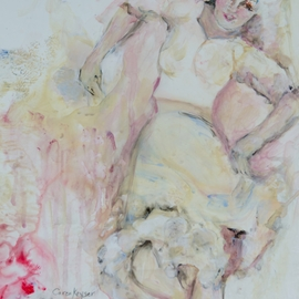 Caren Keyser, , , Original Painting Acrylic, size_width{happy_dance-1537575347.jpg} X 14 inches