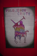 Artist: James Enders', title: POLO JESUS CHRISTO BY ENDER..., 2010, Mixed Media