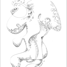 Dave Martsolf, , , Original Drawing Pen, size_width{Embryo-1458836550.jpg} X 9.5 inches