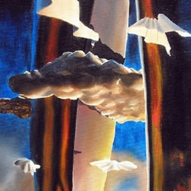 Dave Martsolf, , , Original Painting Oil, size_width{Eye_of_the_Needle-1539217992.jpg} X 35 inches