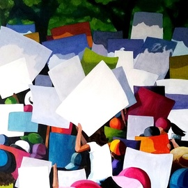 Denise Dalzell, , , Original Painting Acrylic, size_width{movement-1536103268.jpg} X 24 inches