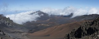 David Bechtol; Haleakala Summit, 2016, Original Photography Color, 50 x 26 inches. Artwork description: 241   Part of Real  Surreal 2- person show at August House in Chicago, IL. Curated by Marya Veeck.   ...