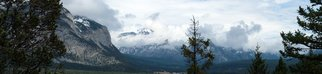 David Bechtol, View near Banff, 2013, Original Photography Color, size_width{View_near_Banff-1463333237.jpg} X 16.6 x  inches