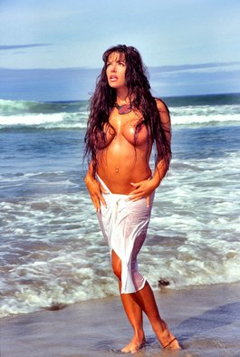 David Nienow; Goddess Of The Seas, 2010, Original Photography Color, 16 x 20 inches. Artwork description: 241    Model: Tara Caballero  ...