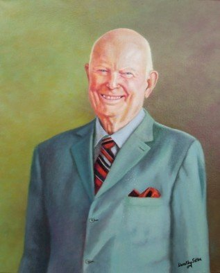 Dorothy Sitka; Old Gent, 2008, Original Painting Oil, 22 x 24 inches. Artwork description: 241  Commisioned Work ...