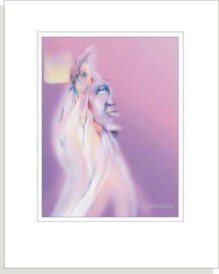 C. Doug Anderson; Muse , 2013, Original Mixed Media, 11 x 14 inches. Artwork description: 241        High quality archival Limited Edition Glicee prints on Canvas $150. Female. Figure. Drawing. Original NFS. Printed and shipped by the artist.               ...
