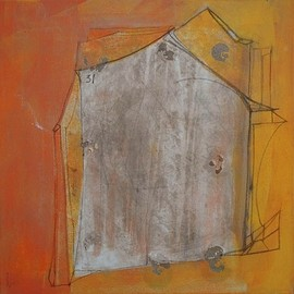 Emilio Merlina, , , Original Mixed Media, size_width{house_number_31-1507647583.jpg} X 40 cm