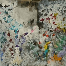 Emilio Merlina, , , Original Painting Acrylic, size_width{the_wall-1513874120.jpg} X 155 cm