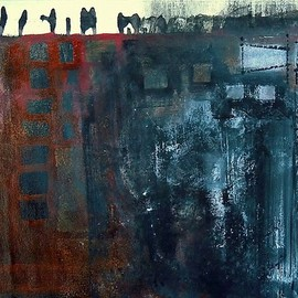 Emilio Merlina, , , Original Mixed Media, size_width{up_there-1356888200.jpg} X 37 cm