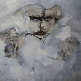 Emilio Merlina, , , Original Mixed Media, size_width{warm_solitude_012-1331757070.jpg} X 36 cm