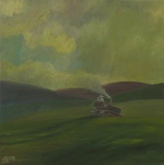 Eric Soll, Before the Storm, 2004, Original Painting Oil,    cm
