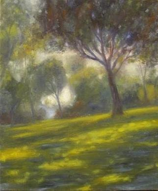 Eric Soll, Central Park 2, 2004, Original Painting Oil,    inches