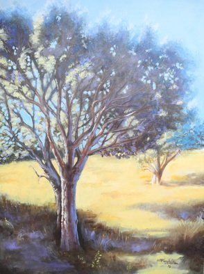 Manuela Facchin Varalda; Golden Field, 2016, Original Painting Oil, 24 x 32 inches. Artwork description: 241        original artworkunique pieceoil on canvas cm 60 x 80      ...