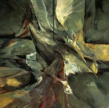 Artist: Franziska Turek's, title: beat of wings, 2001, Painting Other