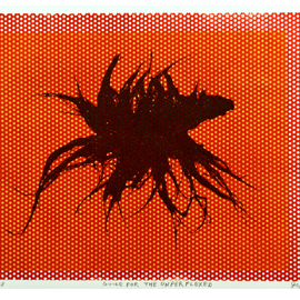 Jerry  Di Falco, , , Original Printmaking Monoprint, size_width{A_Guide_for_the_Unperplexed-1531756643.jpg} X 11 inches