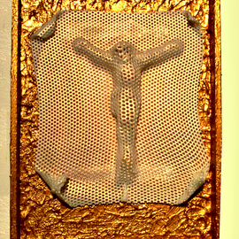Jerry  Di Falco, , , Original Mixed Media, size_width{detail_of_CAMERA_NON_OBSCURA_assemblage-1535559630.jpg} X 27.5 inches
