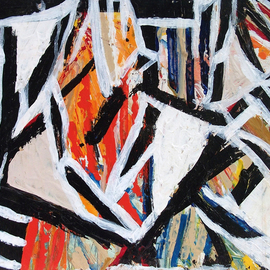 Garry Pisarek, Abstract ONE, 2012, Original Painting Acrylic, size_width{Abstract_ONE-1409852290.jpg} X 12 x  inches
