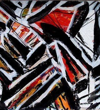 Garry Pisarek, Abstract TWO, 2012, Original Painting Acrylic, size_width{Abstract_TWO-1409852472.jpg} X 12 x  inches