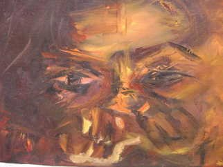 Gloria Marino; Revealing Yourself, 2008, Original Painting Oil, 40 x 50 cm. Artwork description: 241  expresionism oil ...