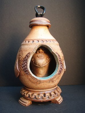 Hector Kriete; Untitled 2 3, 2006, Original Ceramics Other, 6 x 12 inches. Artwork description: 241  high fire stonewere. ...