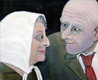 Ghassan Rached; Lasting Love 1, 2003, Original Painting Oil, 10 x 12 inches. Artwork description: 241 Oil Painting by Ghassan Rached...