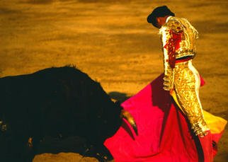 Gregory Stringfield; Matador Number Three, 2001, Original Photography Color,   inches.