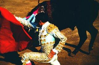 Gregory Stringfield; Matador Number Two, 2002, Original Photography Color,   inches.