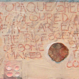 Hope Brooks, , , Original Collage, size_width{Shells_and_Stones_revisited_panel_2-1205527095.jpg} X 8 inches