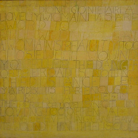 Hope Brooks, , , Original Painting Other, size_width{poem_Painting_III-1210273749.jpg} X 24 inches
