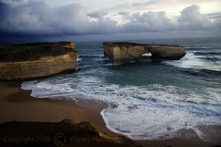 Harvey Horowitz; London Bridge, 2008, Original Photography Color, 24 x 16 inches. Artwork description: 241  The 12 Apostles / Great Ocean Road ...
