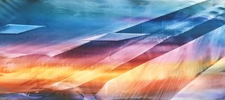Hratch Israelian; Sunset, 2019, Original Painting Acrylic, 50 x 29 inches. Artwork description: 241 The biggest misconception about these paintings is that they are beautiful effects created by some technique. Such effects are more common with contemporary artists to make their work more engaging and attractive without implementing any structural change to the entire painting process. Here are five  examples to ...